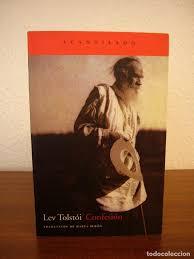 confesion, Tolstoi